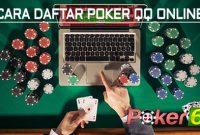 Cara Daftar Poker QQ Online