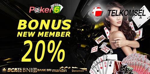 Situs Agen Judi Poker Qq Deposit Pulsa Tanpa Potongan